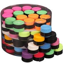 Tapes Grips Sweatband Badminton Tennis-Racket Padel 60pcs Wraps
