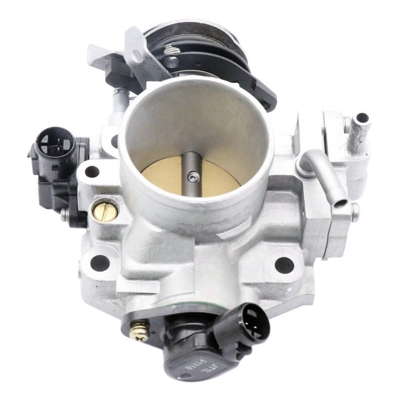 Original Throttle Body Assembly With Cruise Control For Honda Accord 1998 2002 Car Electronic Throttle Controller     - title=