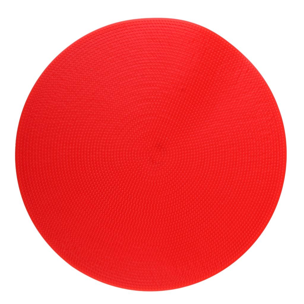 5PCS Basketball Drills Spot Marker Flat Floor Discs Sport Indicator