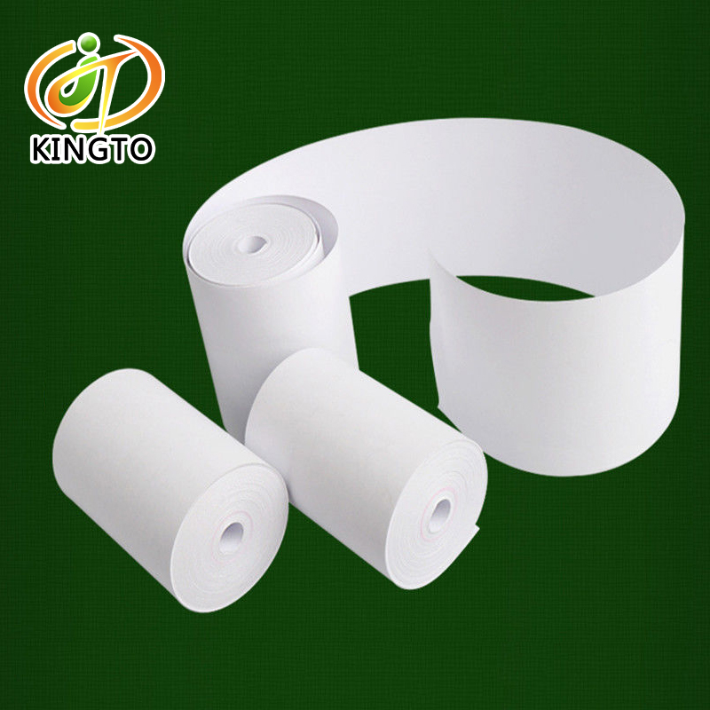 No Core 57x40 Cheap Thermal Cash Register Paper Rolls For Receipt