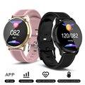 Смарт-часы для женщин и мужчин фитнес-браслет шагомер сердечного ритма сна трекер MK07 спортивные часы PK samsung Galaxy часы