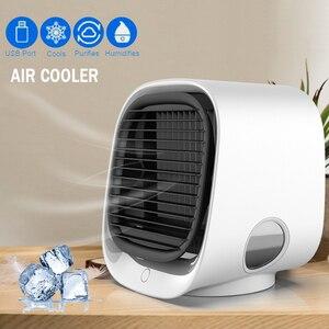 Fan Purifier Cooling Fan Air C