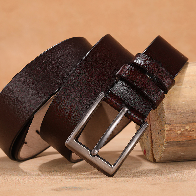 Women Belt Designer Female Belt Genuine Leather Belts For Women High Quality Pin Buckle Belts For Jeans Luxury Brand Women 2020
