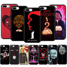 Happy Death Day 2U Soft Phone Cover Case for iphone 5 5S 6 6S Plus 7 8 Plus X XR XS 11 Pro Max(China)
