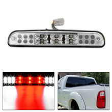 Clear LED Rear 3rd Third Brake Light Colorfast Cargo Lamp Anti-rust Car Accessory For Ford F-250 F-350 1999-2016 for toyota tundra v8 2007 2016 rear 3rd brake cargo led tail light 08 09 black