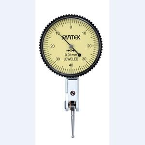 Image 5 - Draagbare 0.01mm Hendel Indicator Schokbestendig Dial Test 0 0.8mm Dial Gauge Analoge Display Indicator Micrometer Meten gereedschap