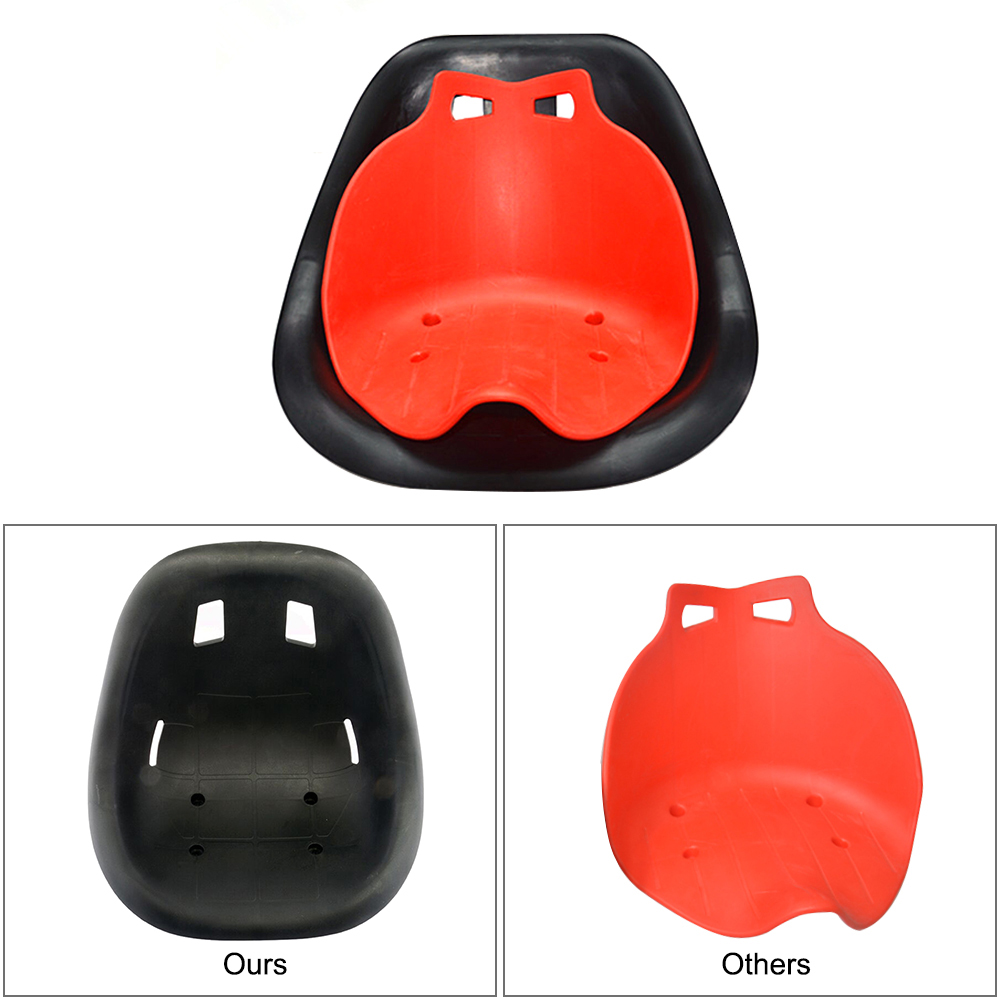 Saddle Replacement Car Seat for Drift Trike Racing Balancing Vehicle Go Kart Auto Accessories(China)