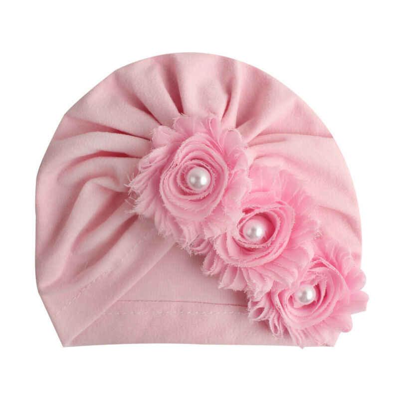 ทารกแรกเกิดหมวก 3D ดอกไม้ทารกแรกเกิดการถ่ายภาพหมวกผ้าฝ้ายเด็ก Props หมวกเด็กหมวกเด็กหมวกเด็กหญิงหมวก