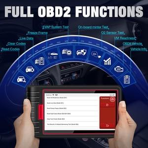 Image 4 - Thinkcar thinkscan最大自動OBD2診断ツールフルシステムecuコーディング双方向制御28リセット起動