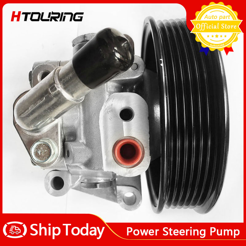Power Steering Pump For FORD S-MAX MONDEO IV 1.8 2.0 TDCi 1674663 6G91-3A696-CC 6G91-3A696-CD 6G91-3A696-CE 7146310029 122MM