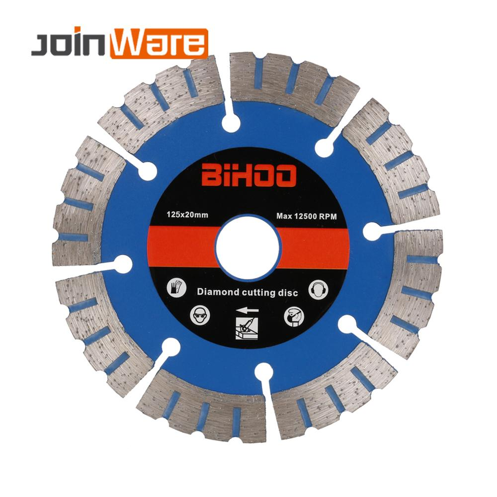 125mm Diamond Cutting Disc Saw Blade For  Cutting Granite Glass 20MM Bore