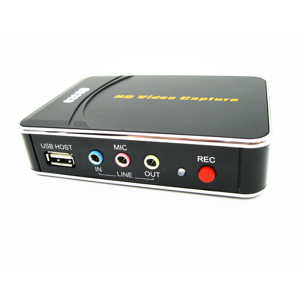 HDMI Video Capture HD Video Acquisition Box Straight Of U Disk Without Computer Ezcap280
