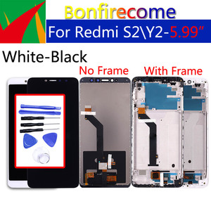 """Image 2 - 5.99"""" Original Display For Xiaomi Redmi S2 LCD Touch Screen Digitizer With Frame Replacement For Redmi Y2 LCD Display Assembly"""