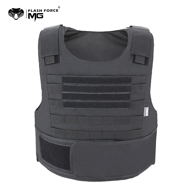 MGFLASHFORCE Airsoft Tactical Vest Plate Carrier Swat Fishing Hunting Military Army Armor Police Molle Vest 1