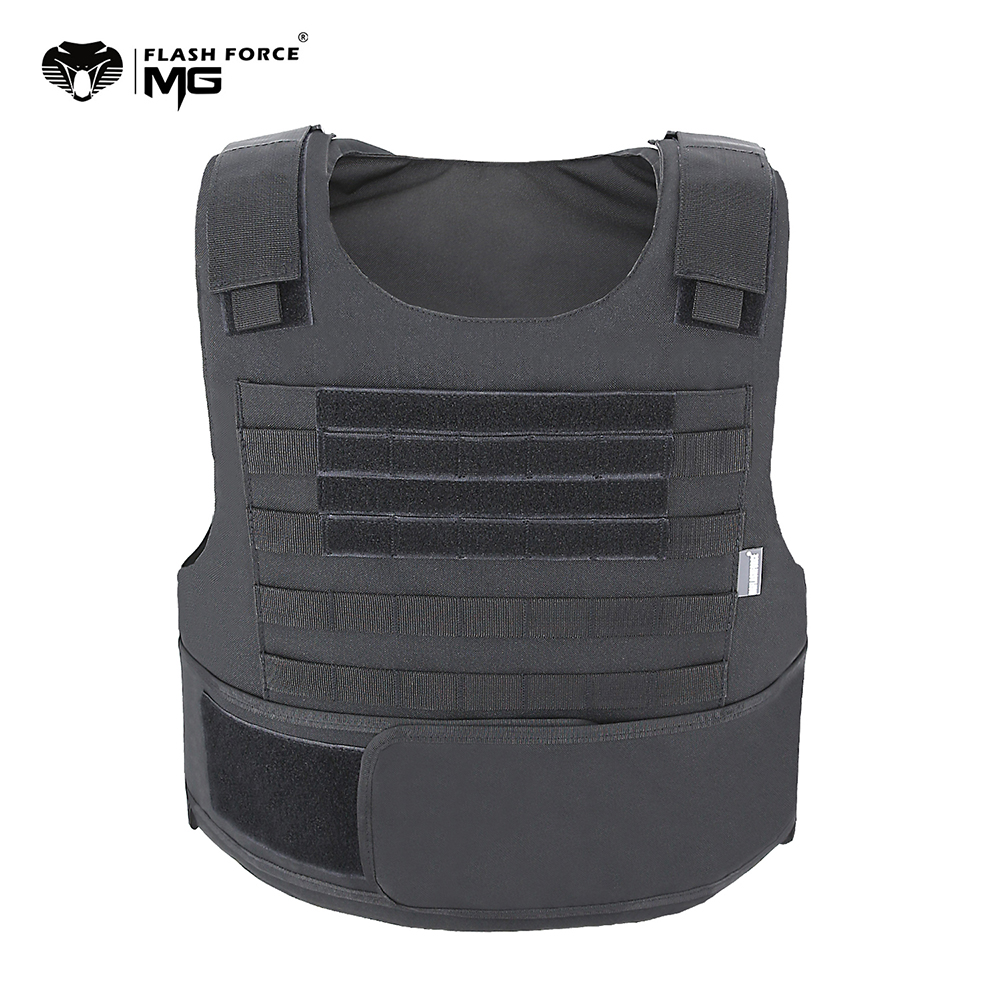 Tactical Vest Plate-Carrier Swat Army-Armor Police Molle Military Hunting Airsoft Fishing title=