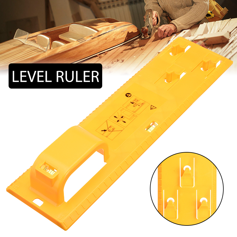 Multifunction Level Ruler Frame Hanger Wall Hanging Measuring Tool DIY Picture Photo Wall Decoration Home Tool