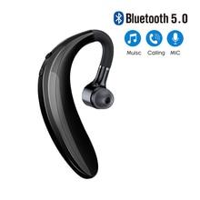 Bluetooth Tai Nghe Rảnh Tay Nút Tai Không Dây Tai Nghe Kinh Doanh Ổ Thể Thao Tai Nghe Nhét Tai Có Mic Cho Tất Cả Điện Thoại Thông Minh