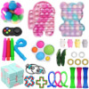 fidget toys Package Sensory Toy Simple Rope Anti-stress Set Vent Decompression Toy Autismtong Relieve Anxiety Kids Adult Gifts
