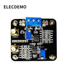 노치 필터 모듈 높은 Q 필터 출력 50hz 신호 전력 주파수 신호 2 레벨 노치 깊이 조절 필터