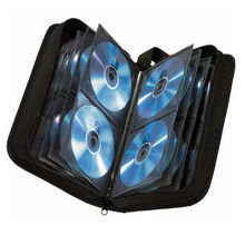 CD DVD Blu Ray Disc Carry Case Holder Bag Wallet Storage Ring Binder bryan ferry live in lyon blu ray cd