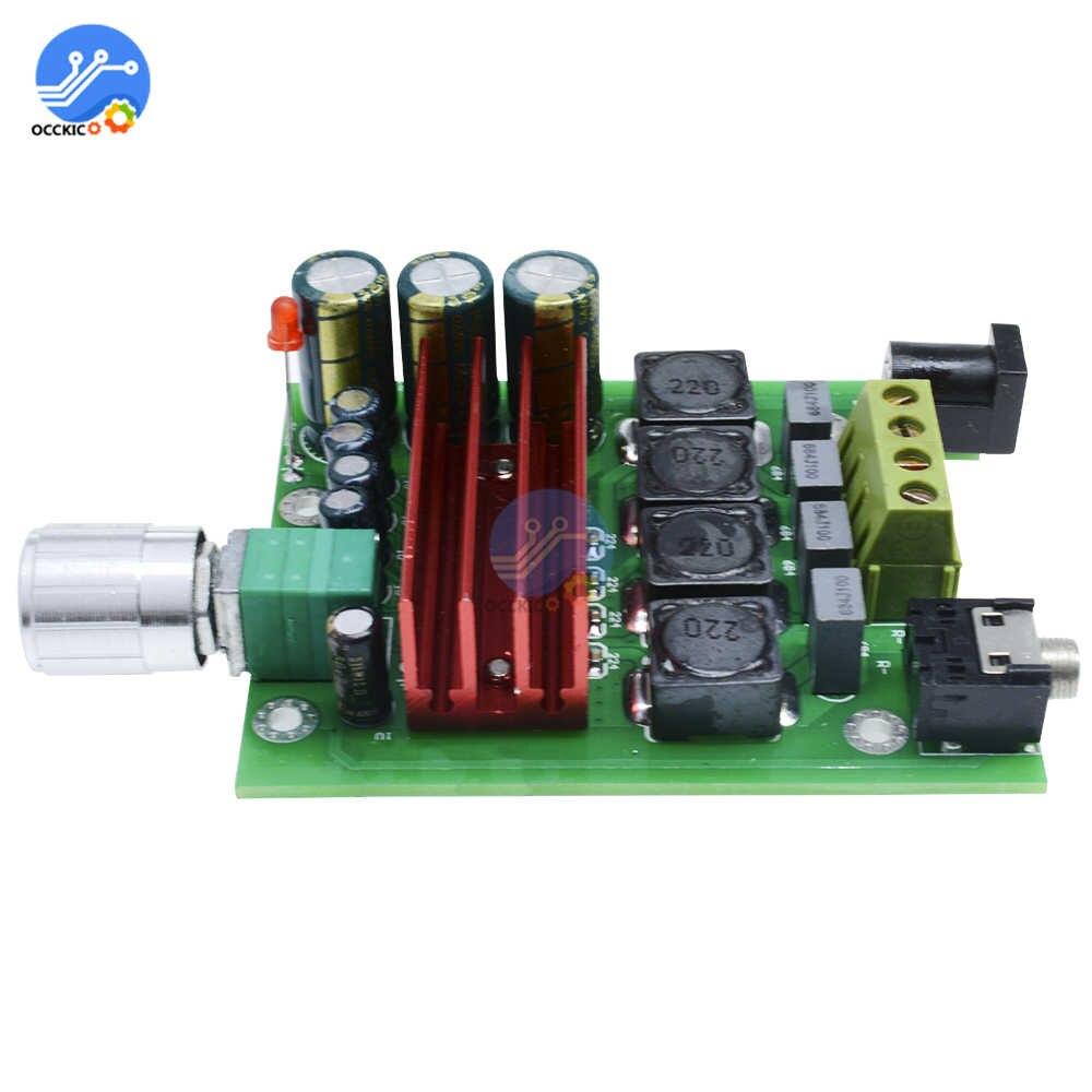 TPA3116 Amplifier Board Digital Audio 100W High Power HIFI TPA3116D2 Amplificador Speaker Sound Board