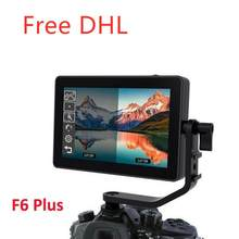 FEELWORLD F6 PLUS 5.5 Inch on Camera DSLR Field Monitor 3D LUT Touch Screen IPS FHD 1920x1080 Video Focus Assist Support 4K HDMI(China)