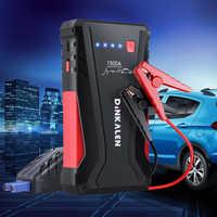Haute puissance 1500A dispositif de démarrage Portable 12V voiture saut démarreur voiture batterie Booster chargeur essence voiture Diesel batterie externe