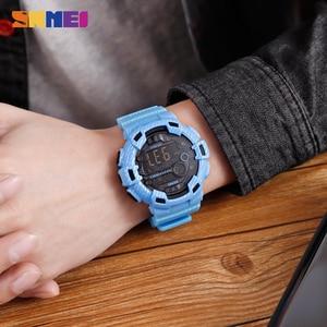 Image 3 - 2020 SKMEI עמיד למים שעון דיגיטלי זוהר חיצוני צבאי קאובוי ספורט גברים שעוני יד Relogio Masculino reloj hombre 1472