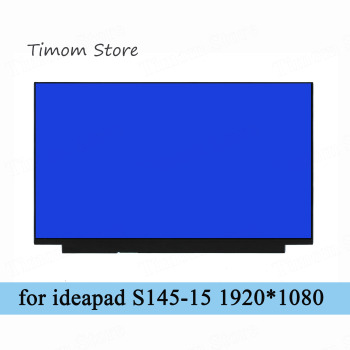 15 6 inch led lcd screen for dell precision 7510 7520 3510 0r52wf wuxga fhd 1920 1080 ips display non touch for Lenovo ideapad S145 S145-15IWL S145-15IGM S145-15AST S340-15IML 15.6 Slim LCD Screen 1366*768 FHD 1920*1080 eDP30pin Display
