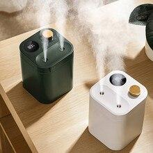 800ml sem fio umidificador aromaterapia difusor 2000mah bateria recarregável óleo essencial difusor umidificador de ar ultra-sônico