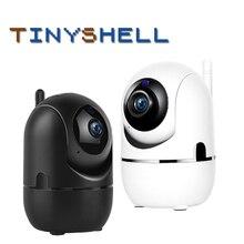 HD 1080P Onvif CCTV Cameras Mini Wireless IP Cam AI Cloud Storage Motion Auto Tracking WiFi Camera