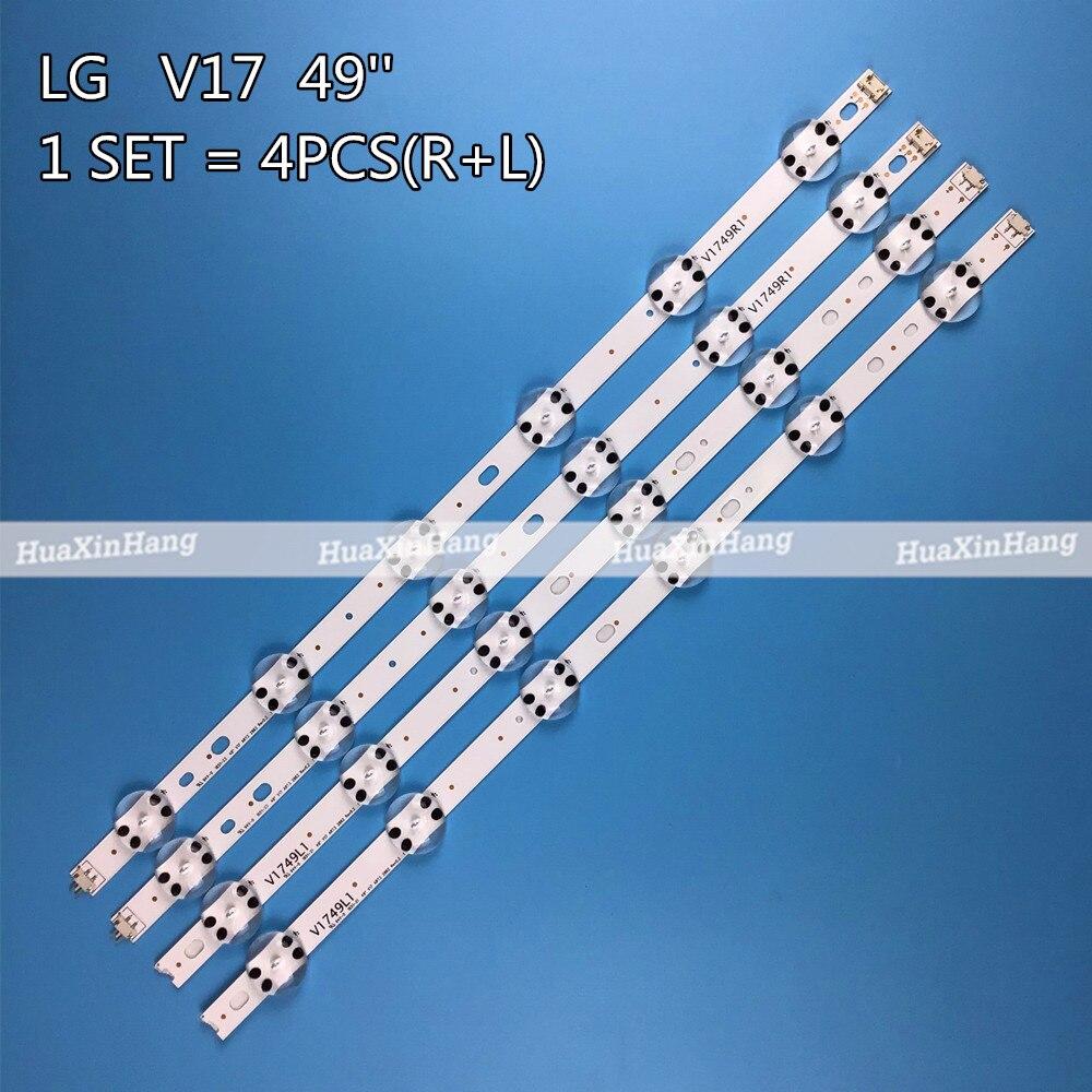 Striscia di LED Per LG 49