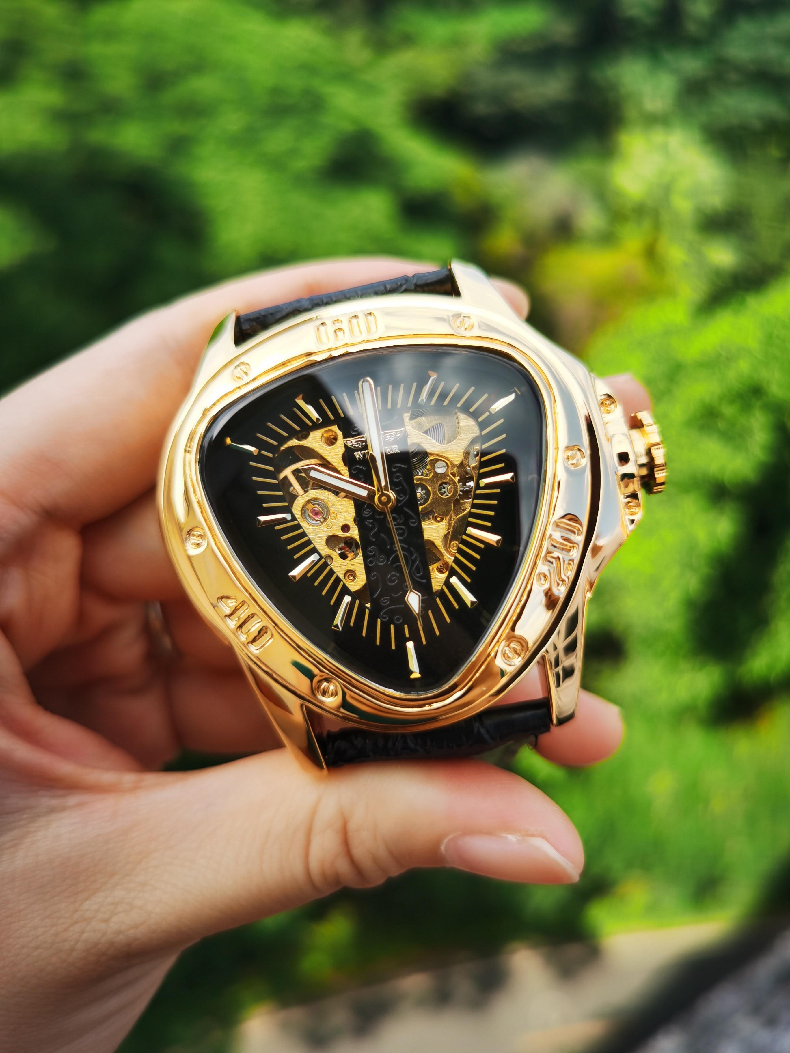 WINNER automatic wristwatch