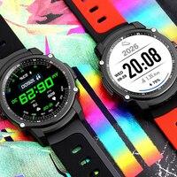 Оригинальные FS08 Профессиональные с GPS портативный Bluetooth устройства Смарт часы Hombre Smartwatch Android iOS компас водонепроницаемый IP68