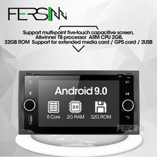 Android 9.0 voiture DVD Octa core pour Ford Mondeo c-max focus galaxy s-max fusion ranger escape expedition fiesta voiture dvd autoradio(China)