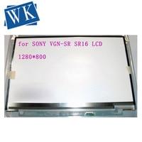Ltn133at05 ltd133ewzx para sony VGN-SR sr16 sr45 sr55 portátil tela lcd painel matrix display testado grau a +