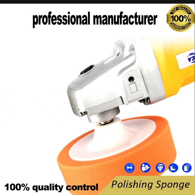 150mm High Quality Sponge For Car Polishing  Sponge Angle Tools At Good Price And Fast Delivery To Any Where