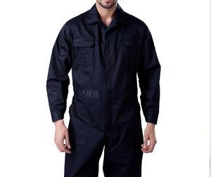 Image 4 - עבודה סרבל אחיד/כולל אחיד עבור productionworker נוח כותנה עבודה מדים Workwear טכנאי תיקון אוטומטי