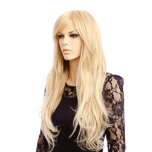 HAIRJOY Women Synthetic  Hair 70cm Long Wavy  Cosplay Wig  High Temperature Fiber 12 Colors Available