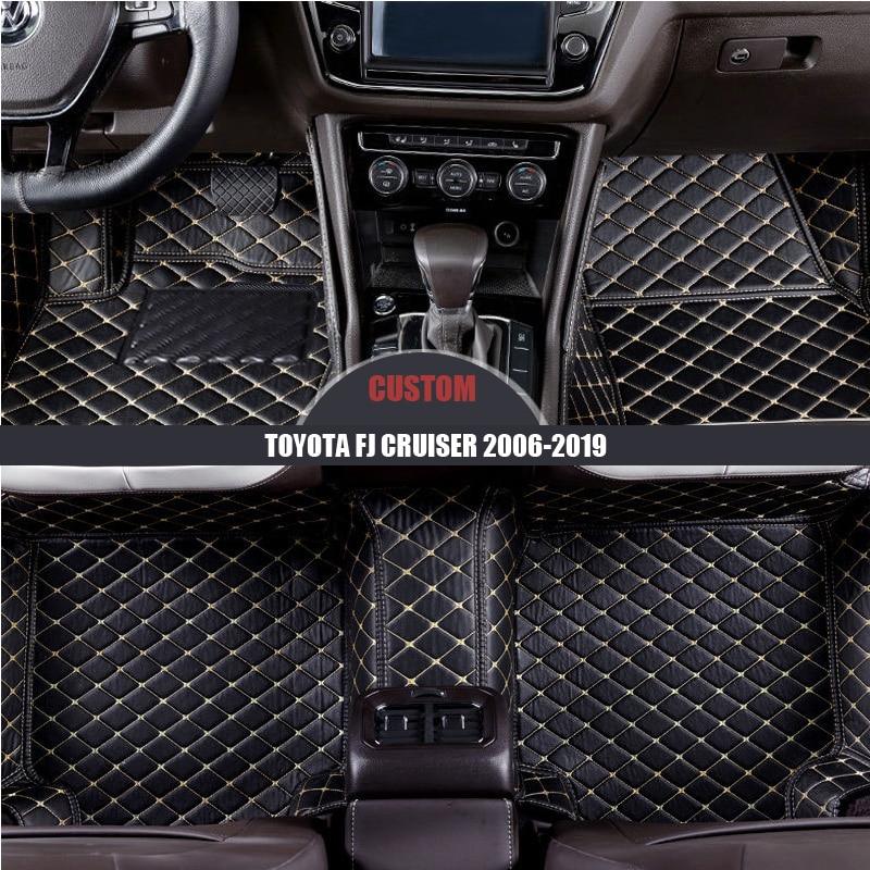 BMW Mini Clubman 2007-2014 Fully Tailored Car Floor Mat Set in Black