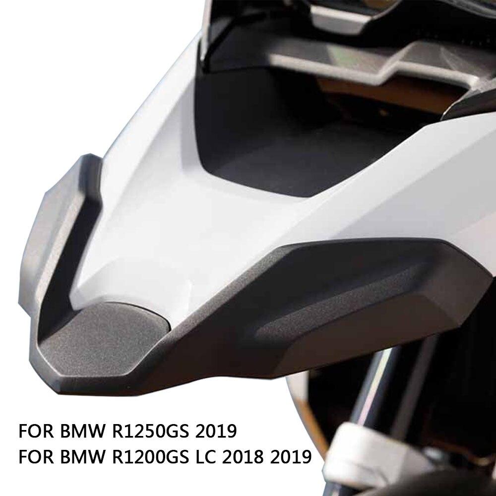 Front Wheel Fender Beak Extention Extender Cover For BMW R1200GS 2013-2018 14 15