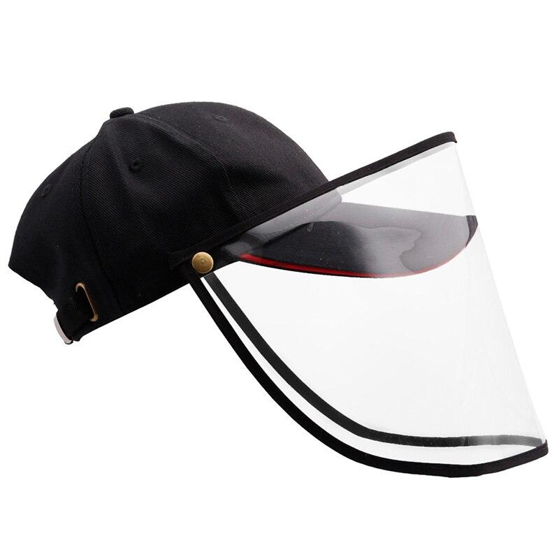 Unisex Baseball Cap Outdoor Sports Hiking Visor Hat UV Protection Face Neck Cover Fishing Sun Protect Cap Outdoor Protective Hat