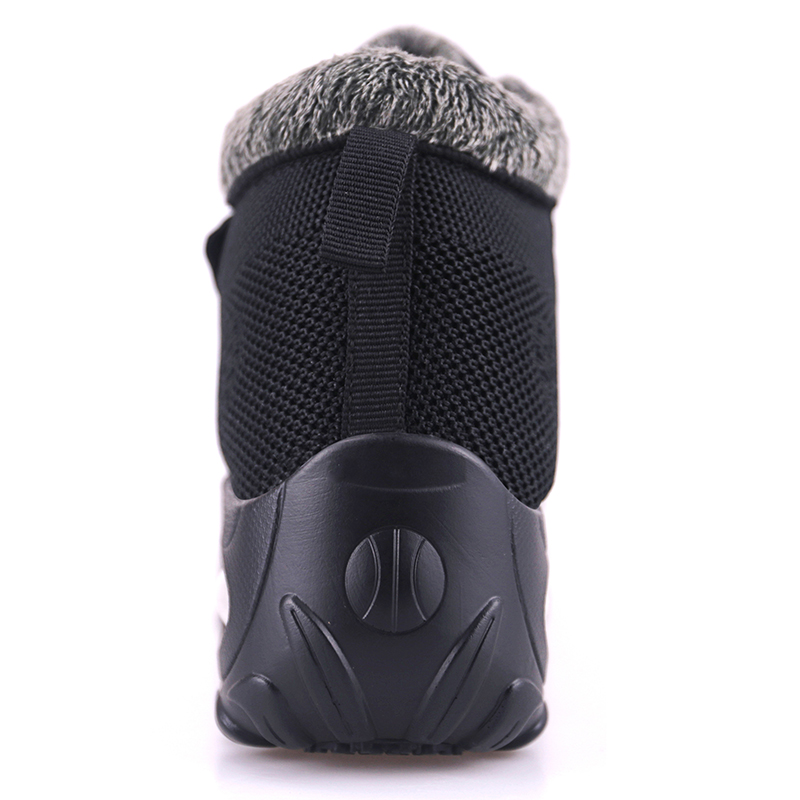 Image 5 - Winter Fur Boots Womens Shoes Warm Rubber Ankle Footwear Female Wedge Shoes Casual Botas Mujer Women Sneakers Warm Big Size 42Ankle Boots   -