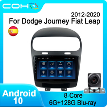 COHO Für Dodge Journey Fiat Leap 2012 2020 Android 10,0 Octa Core 6 + 128G Gps Stereo Auto multimedia Player Radio
