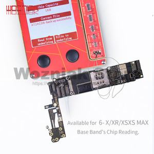 Image 3 - Qianli ميجا فكرة شاشة LCD صحيح لهجة إصلاح مبرمج آيفون XR XSMAX XS 8P 8 7P 7 الاهتزاز/اللمس/إصلاح حساس للضوء