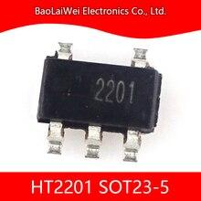 5 шт. HT2201 5SOT23 микросхема электроника компоненты интегральные схемы активные компоненты CMOS 1K 2-проводный последовательный EEPROM