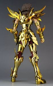 Image 5 - in stock Great Toys Sagittarius Aiolos SOG Ex action figure toy metal armor soul of gold