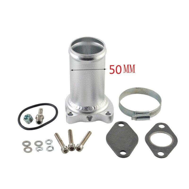 50mm EGR Delete Kit Pipe Suit For MK4 Beetle Golf  vw 1.9TDI  75/80/90/115 BHP  egr valve