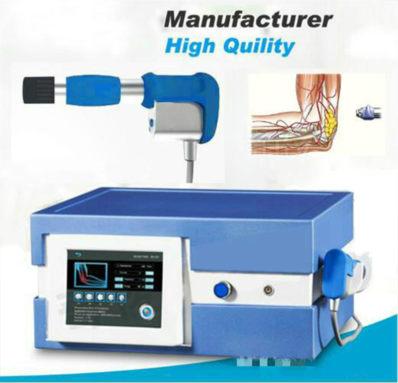 New Imported Compressor Shock Wave Machine Shockwave Therapy Machine Extracorporeal Shock Wave Therapy Equipment