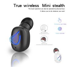 Get more info on the Blueteeth Wireless Earphone  Tou ch Design Stereo Earbud Sport Headset